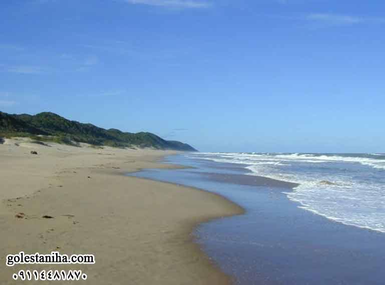 بهترین ساحل های رامسر